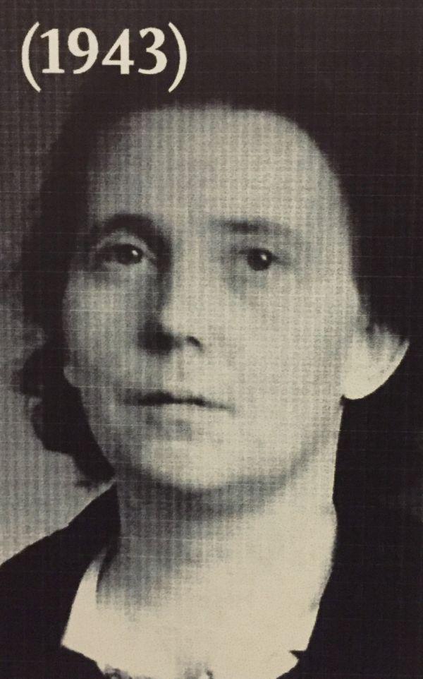 Madeleine Verly, eine franzoesische Widerstandskaempferin