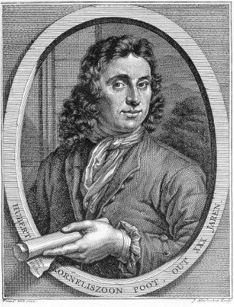 Hubert Kornelizoon Poot; nach Jacobus Houbraken; 1719