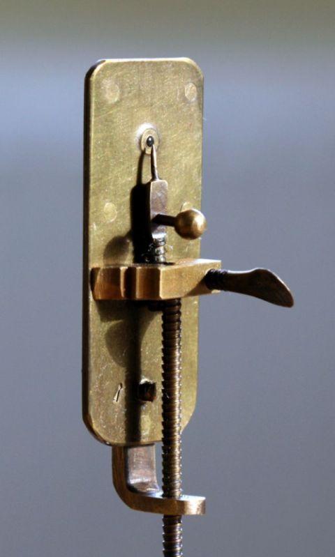 Mikroskop von Antoni Leeuwenhoek