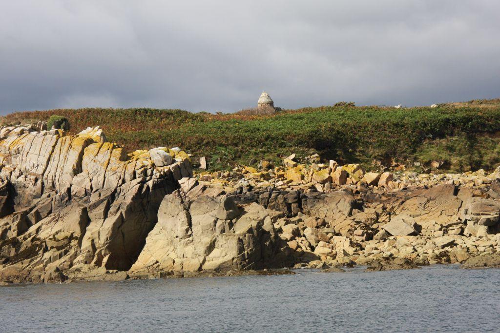 Insel im Golf von Morbihan