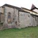 Nordfassade der Kirchenburg von Weidenbach (Ghimbav)
