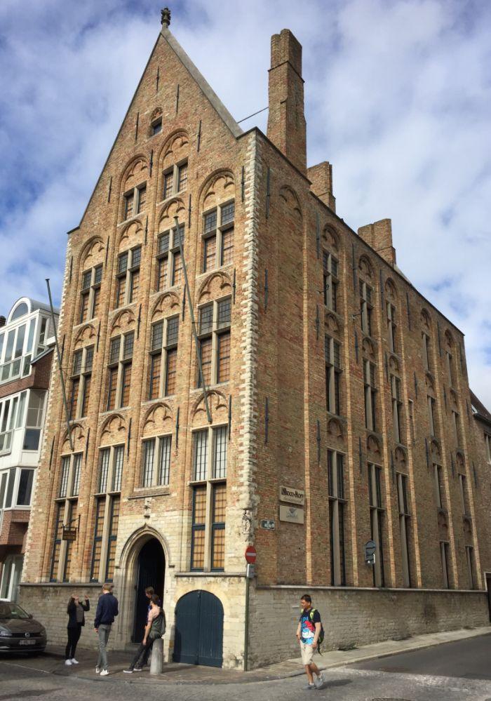 Bruegge, Huis de Croon