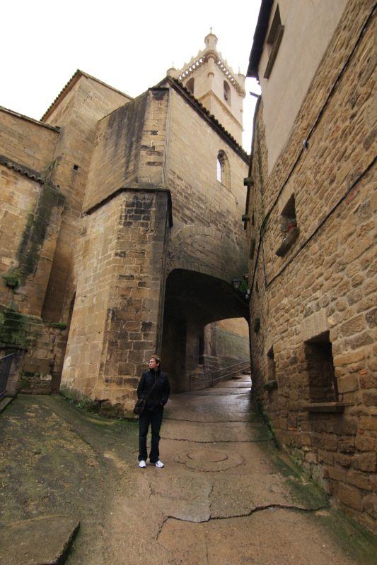 Altstadt von Uncastillo