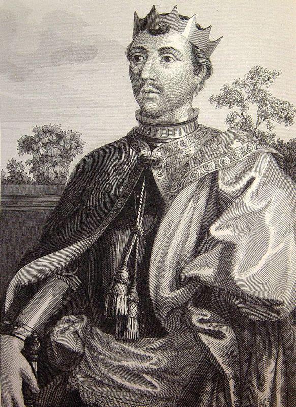 Pedro I. (der Grausame), Koenig von Kastilien und Leon