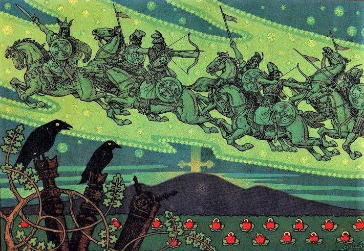 Prinz Csaba und die Ritter der Milchstrasse