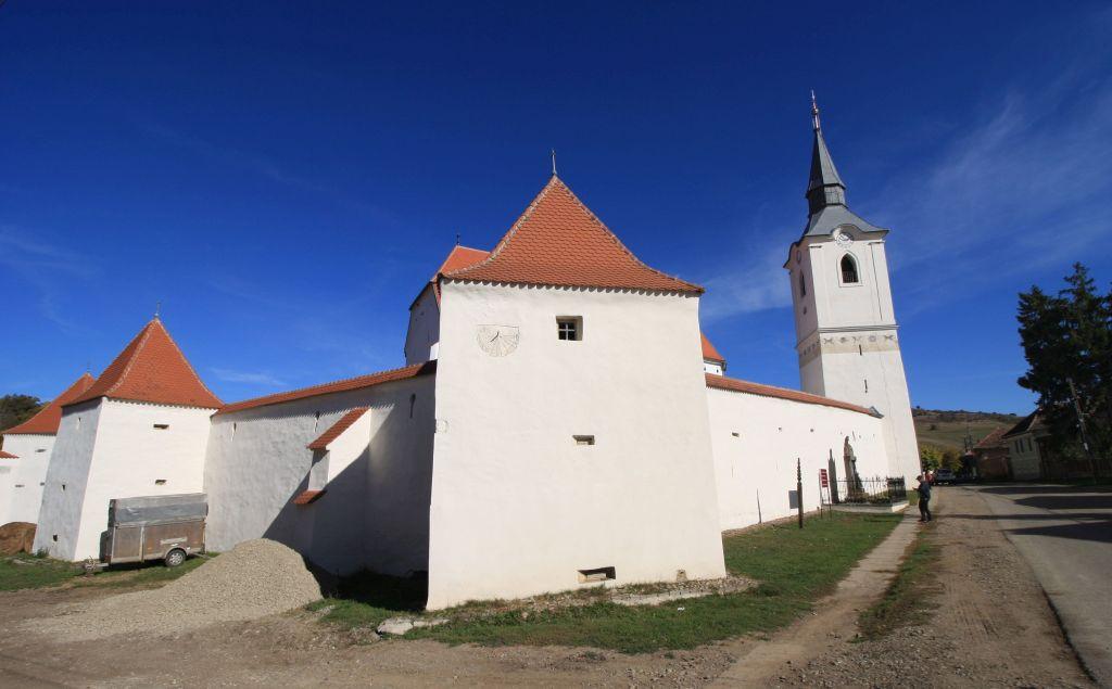 Die Kirchenburg von Dersch / Darjiu / Székelyderzs
