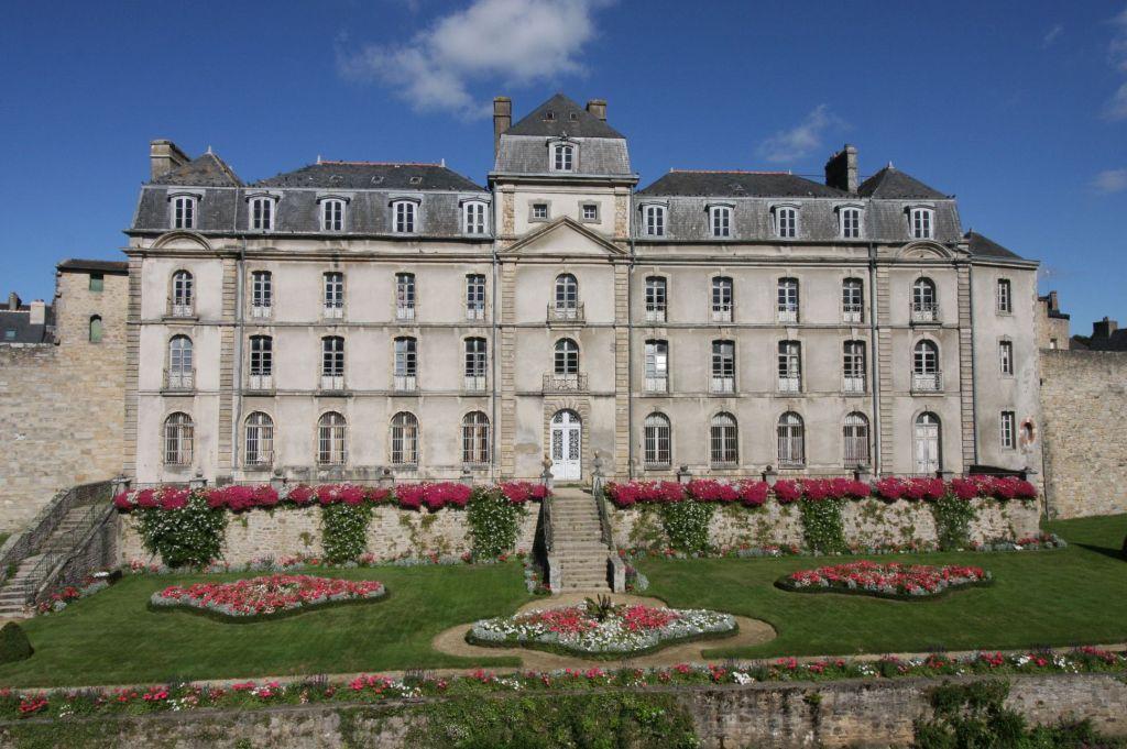 Chateau (Schloss) de l'Hermine in Vannes