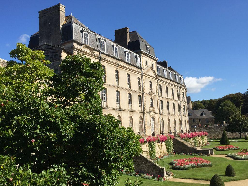 Chateau de l'Hermine in Vannes