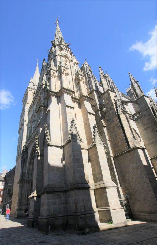 Kathedrale Saint Pierre in Vannes