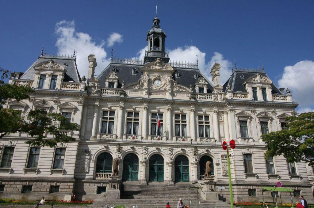 Rathaus von Vannes