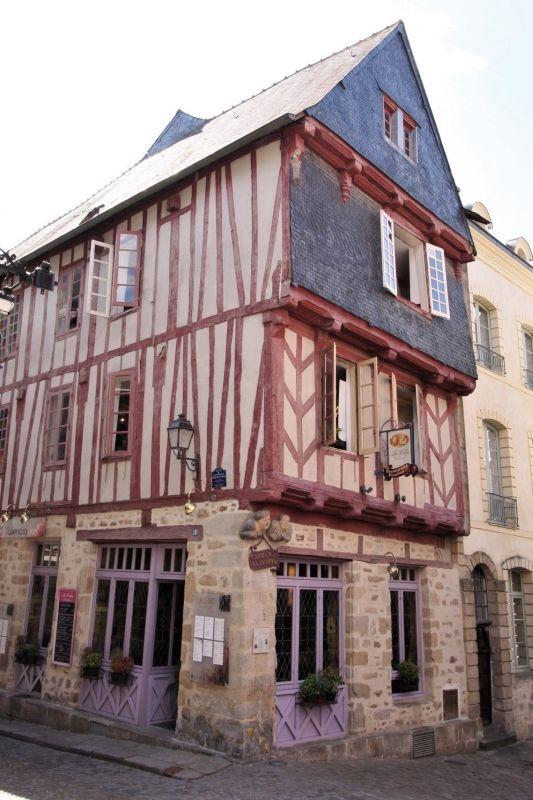 Haus von Vannes et sa femme in Vannes