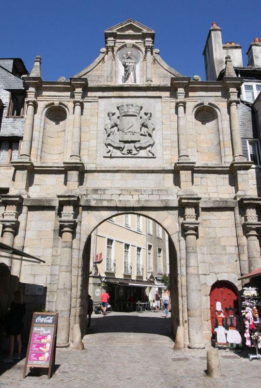 Porte Saint Vincent in Vannes