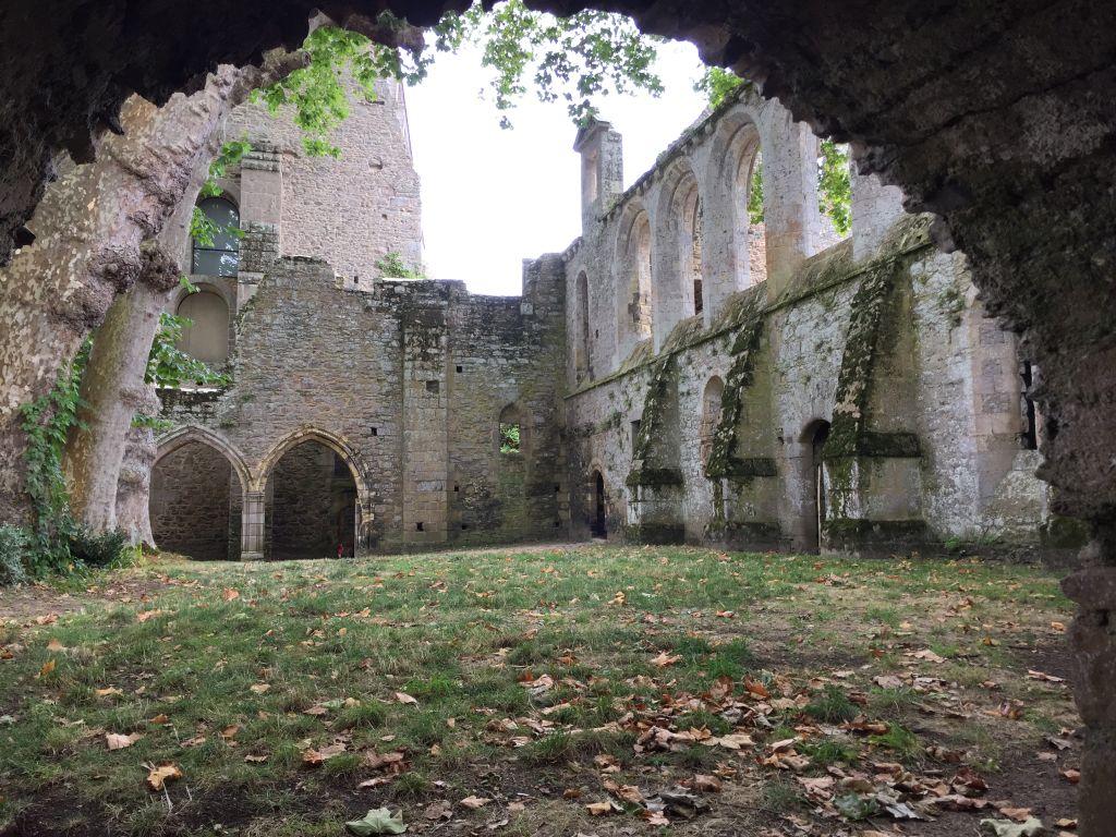 Abtei Beauport, Bretagne