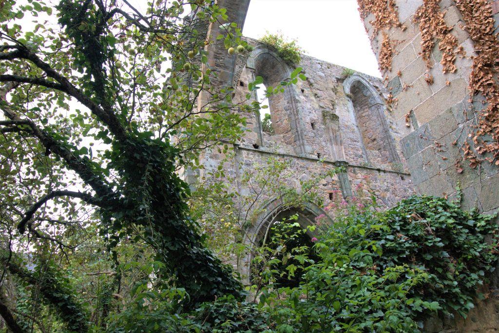 Abteikirche Beauport, Bretagne