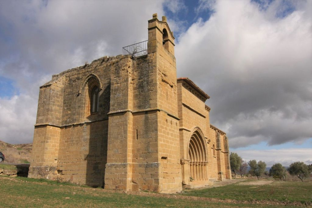 romanische Kirche in Spanien