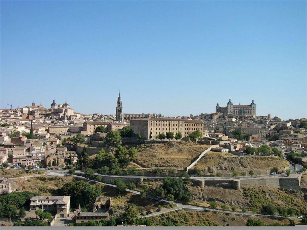 Stadtansicht Toledo