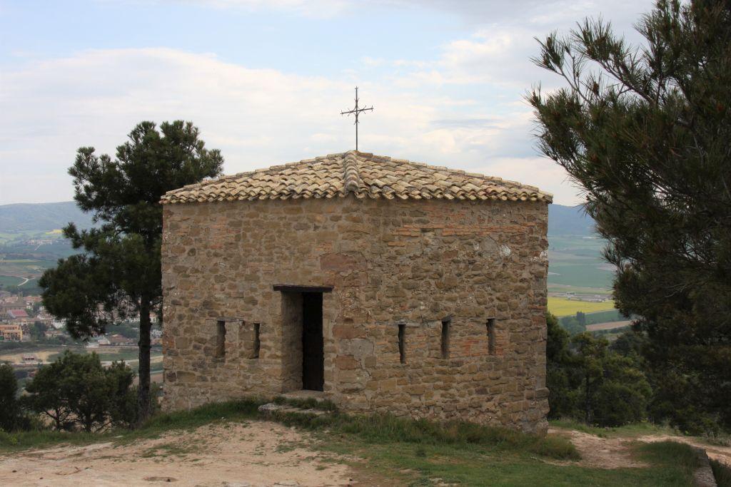 Steinhaus des Eremiten bei der Kapelle Arnotegui