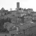 Blick auf die Altstadt von Sos del Rey Católico in Aragonien