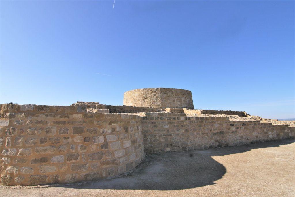 Reste des Donjons des Festungsguertels El Cerco