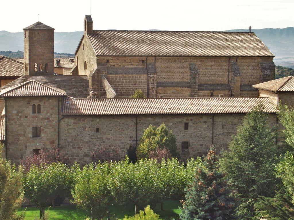 Kloster San Salvador de Leyre