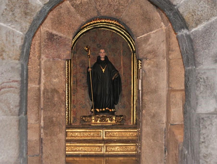 Abt Virila von Leyre