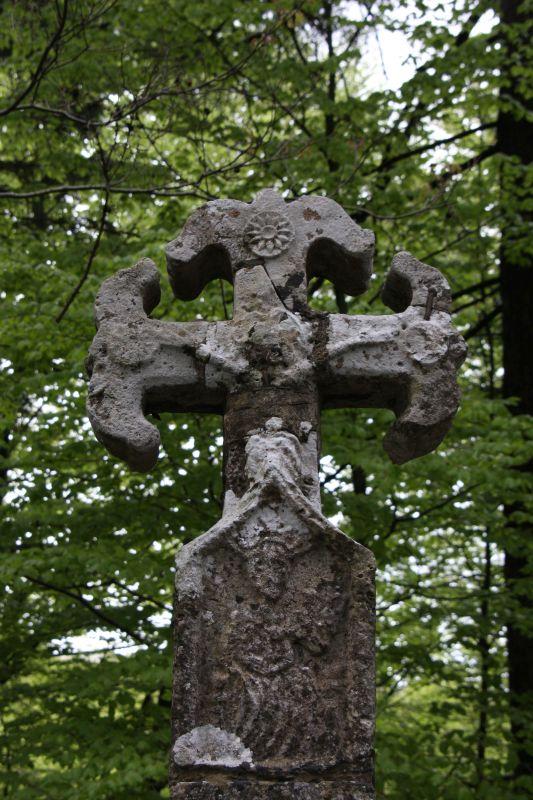 Pilgerkreuz Roncesvalles