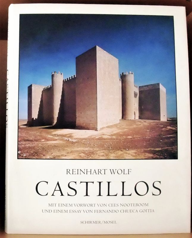 Bildband Castillos von Reinhart Wolf