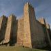 Castillo de Sadaba in Aragon, Spanien