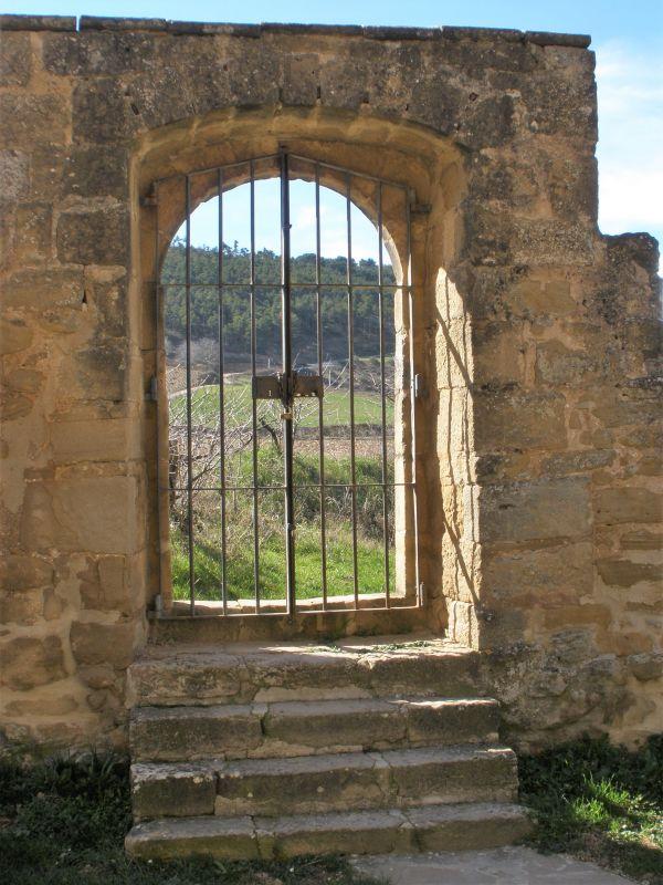 Santa Maria de Eunate - ein enigmatischer Ort