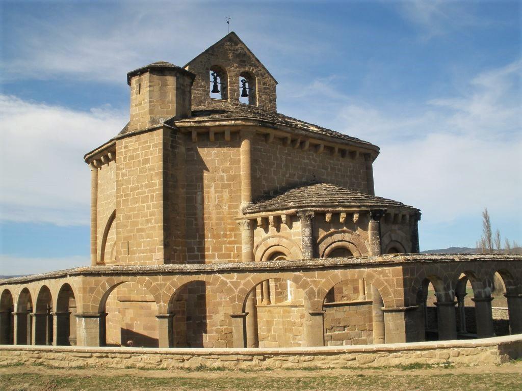 Kirche Santa Maria de Eunate, ein enigmatischer Ort