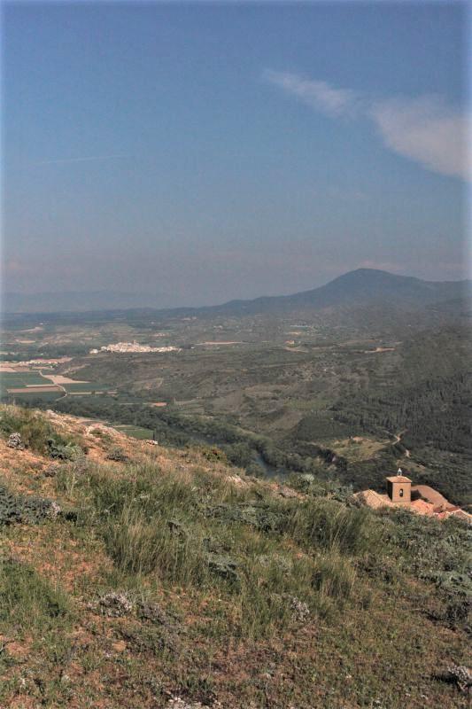 Blick ins Val de Aibar
