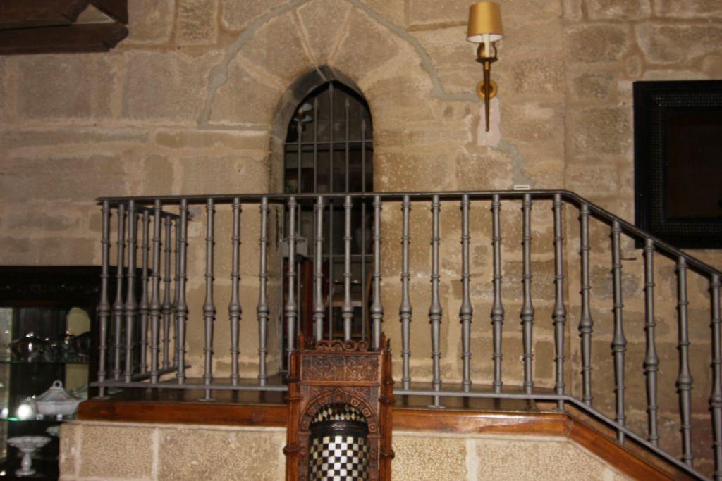 Kerker des Prinzen von Viana im Palacio Viejo von Olite