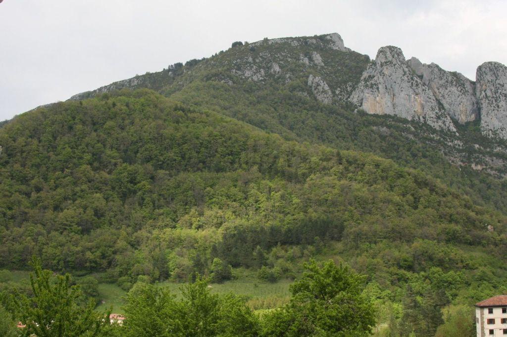 Valle de Roncal in den nordspanischen Pyrenaeen