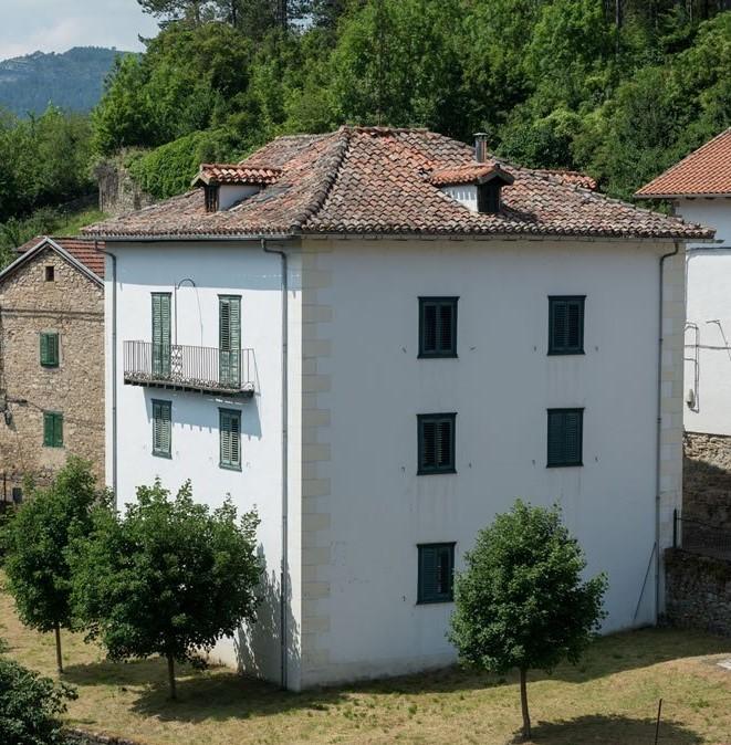Geburtshaus und Museum von Julian Gayarre in Roncal