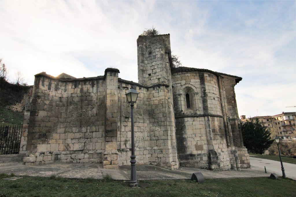 Iglesia Santo Sepulcro in Estella