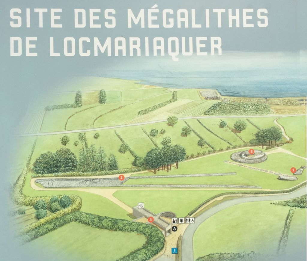 Locmariaquer, das Megalithenmuseum der Superlative in der Bretagne