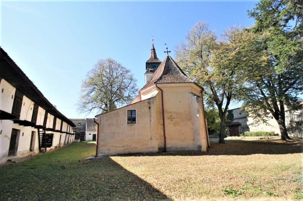 Kirchenburg von Wolkendorf / Vulcan, Burzenland