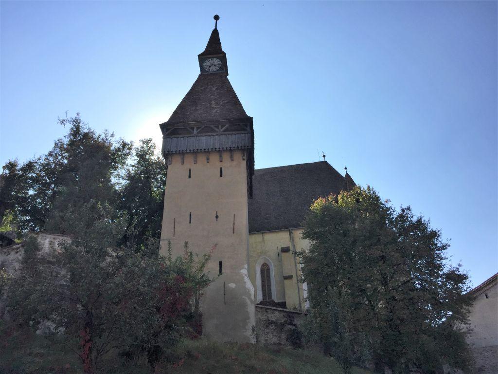 Birthaelm / Biertan UNESCO Kirchenburg in Siebenbuergen
