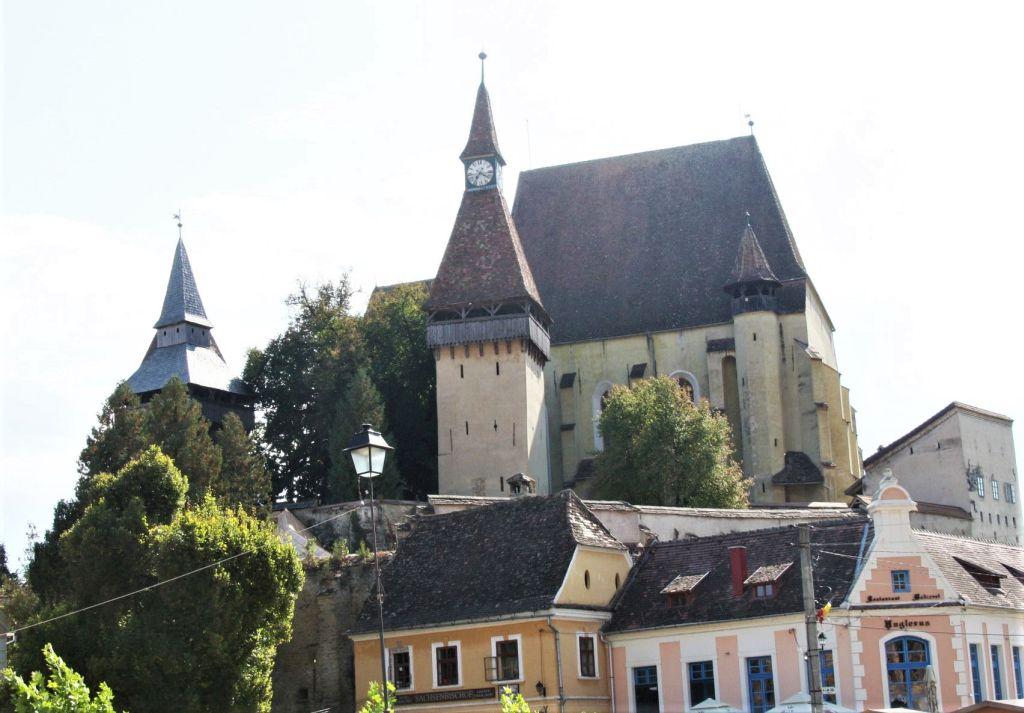 UNESCO-Kirchenburg von Birthaelm / Biertan, Siebenbuergen