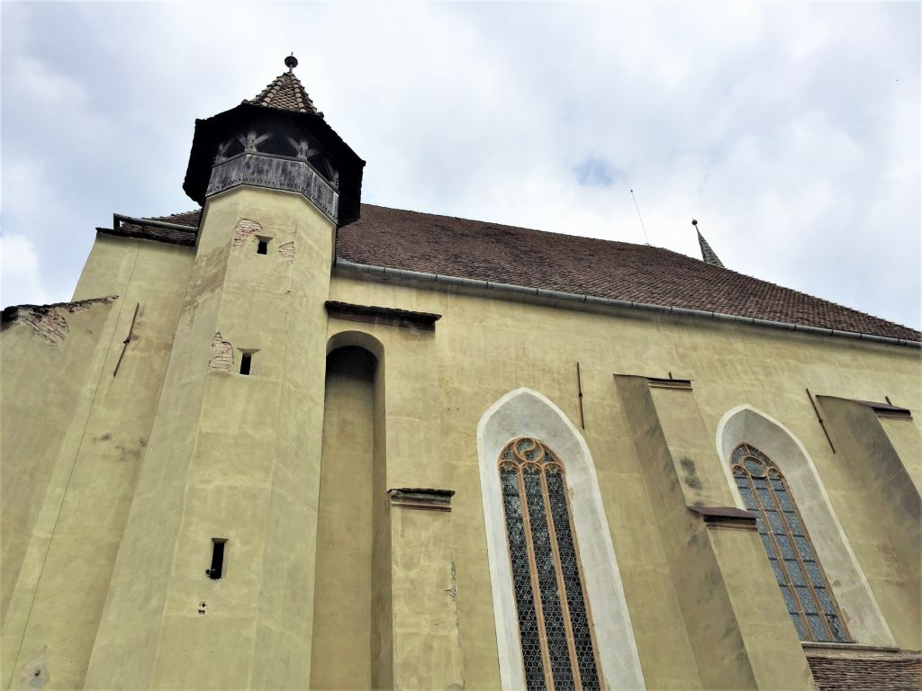 evangelische Kirche in Biertan