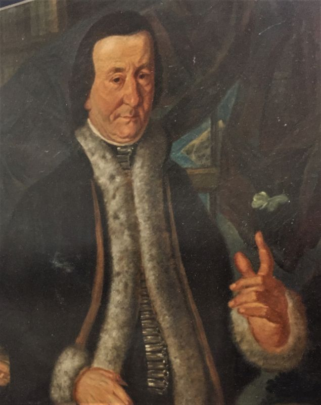 Portrattbild Pfarrer Andreas Funk