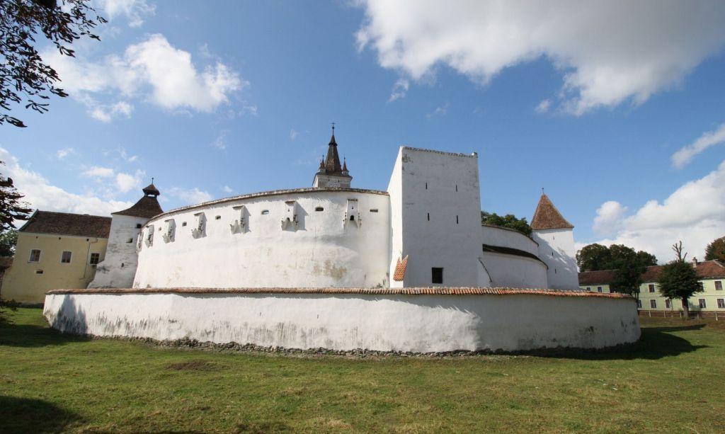 Kirchenburg von Honigberg, Harman, Siebenbuergen