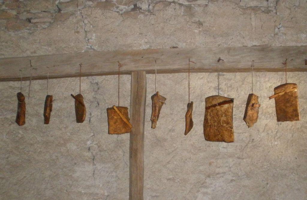 Speck im Speckturm von Honigberg