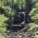 Geroldsauer Wasserfall im Nordschwarzwald