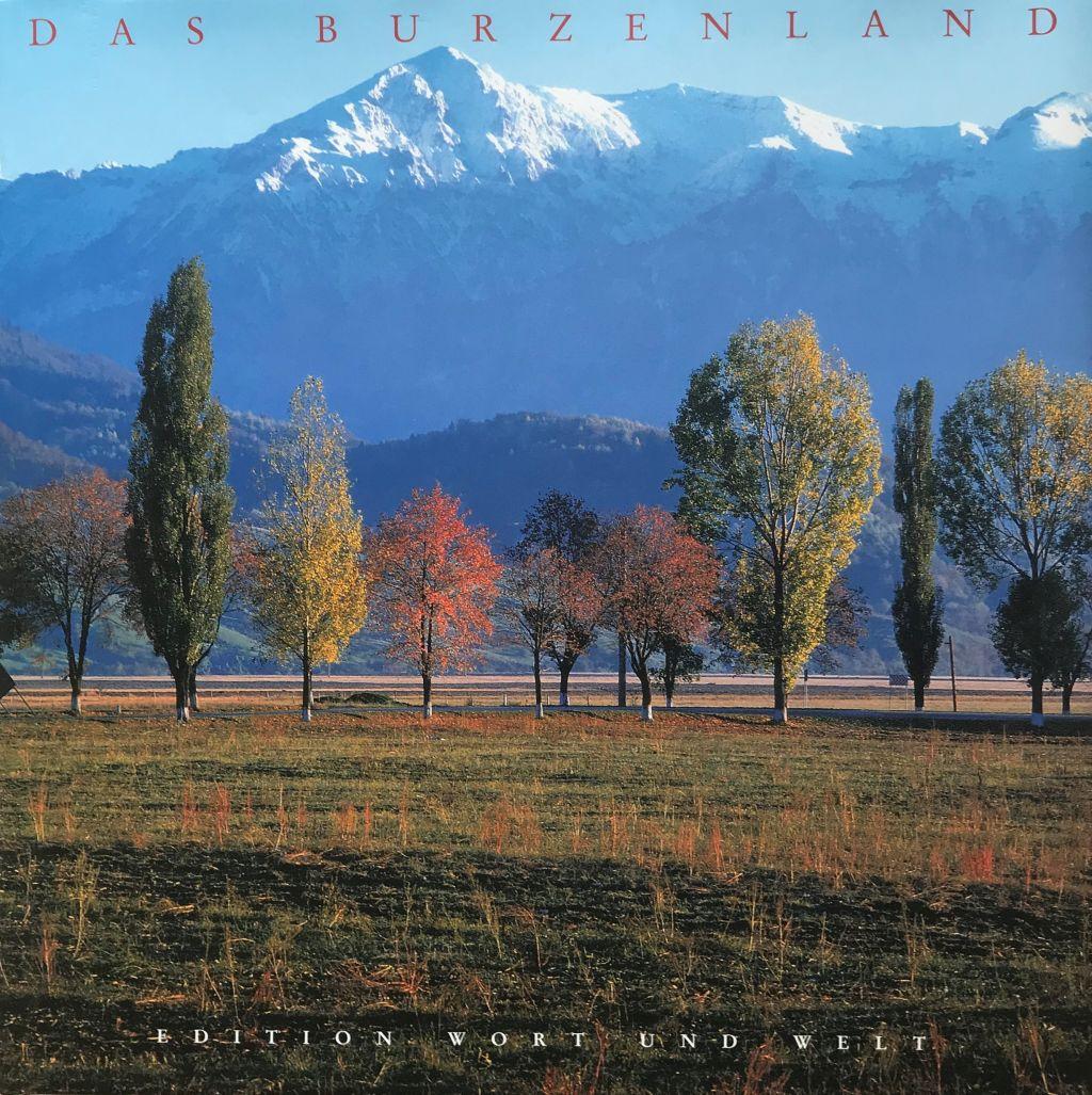 Cover des Buches Das Burzenland