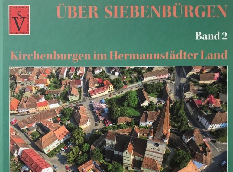 Cover Band 2 der Buchreihe Über Siebenbürgen