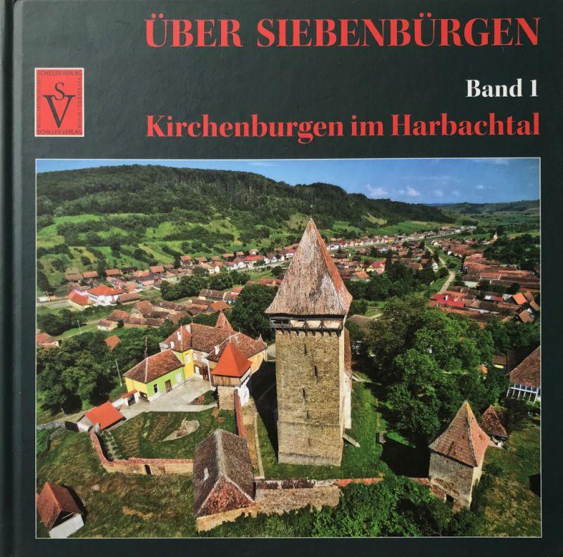 Buchcover Ueber Siebenbuergen Band 1