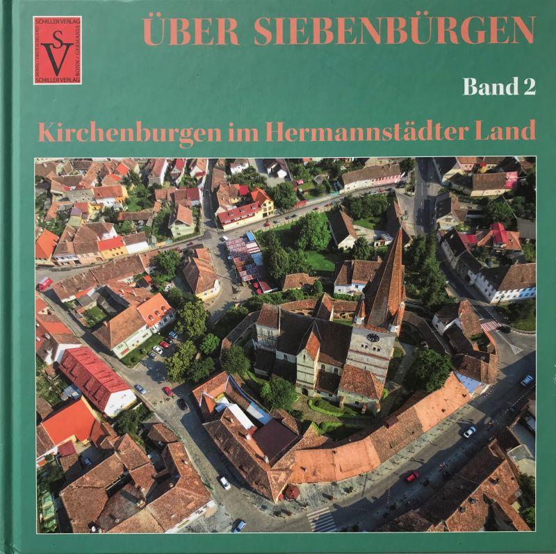 Buchcover Ueber Siebenbuergen Band 2