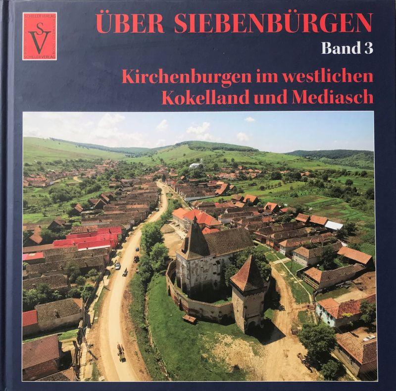Buchcover Ueber Siebenbuergen Band 3