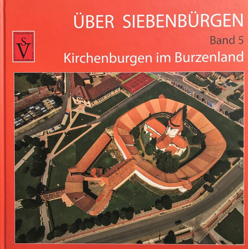 Buchcover Ueber Siebenbuergen Band 5